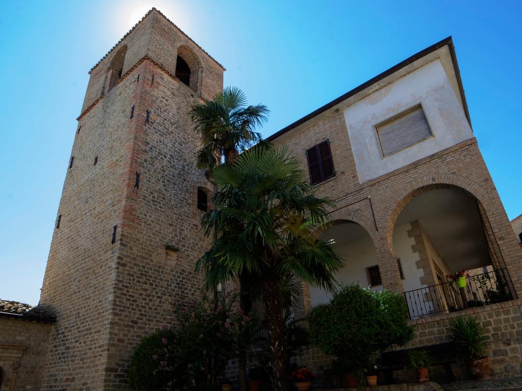 1- Pinacoteca Comunale, vista esterna